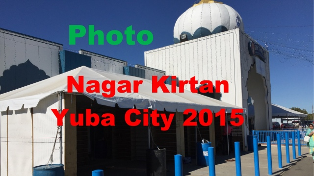 Nagar Kirtan Yuba City 2015